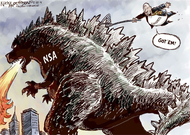Nick Anderson  Nick Anderson's Editorial Cartoons 2014-05-25 national
