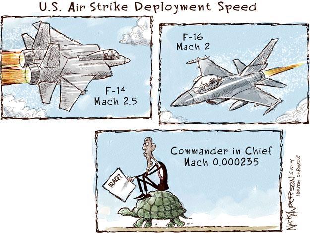 Nick Anderson  Nick Anderson's Editorial Cartoons 2014-06-15 chief