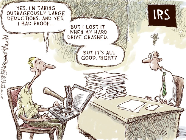 Cartoonist Nick Anderson  Nick Anderson's Editorial Cartoons 2014-06-22 tax review