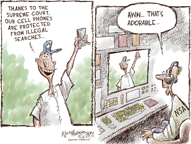 Nick Anderson  Nick Anderson's Editorial Cartoons 2014-06-29 court