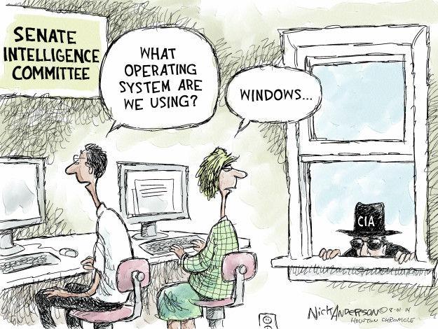 Nick Anderson  Nick Anderson's Editorial Cartoons 2014-08-01 intelligence