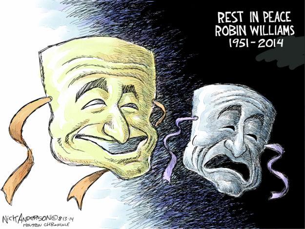 Nick Anderson  Nick Anderson's Editorial Cartoons 2014-08-13 1950s