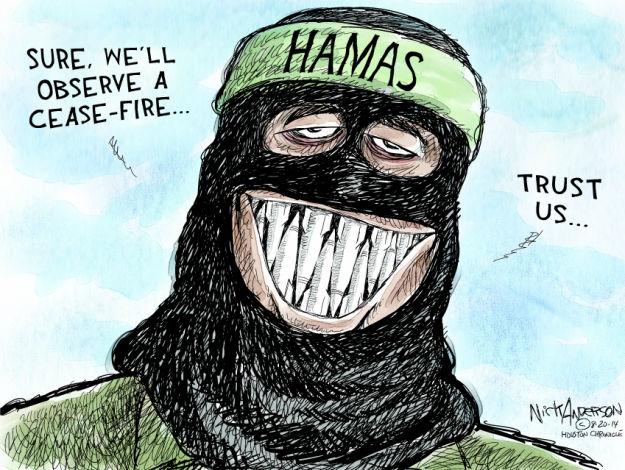 Nick Anderson  Nick Anderson's Editorial Cartoons 2014-08-20 international conflict
