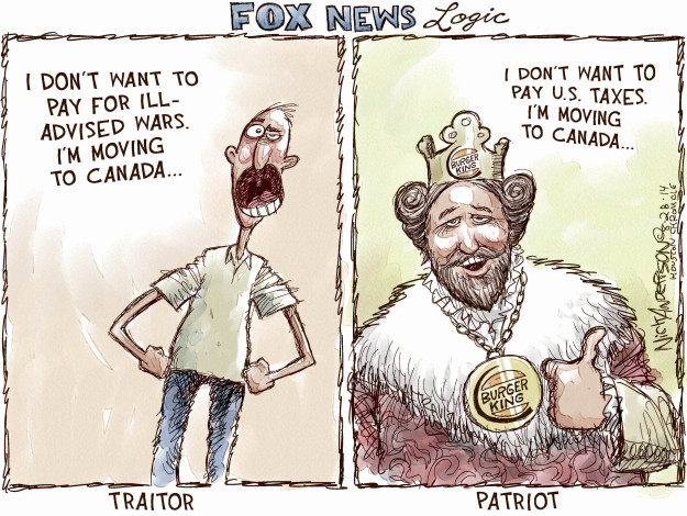 Nick Anderson  Nick Anderson's Editorial Cartoons 2014-08-28 pay