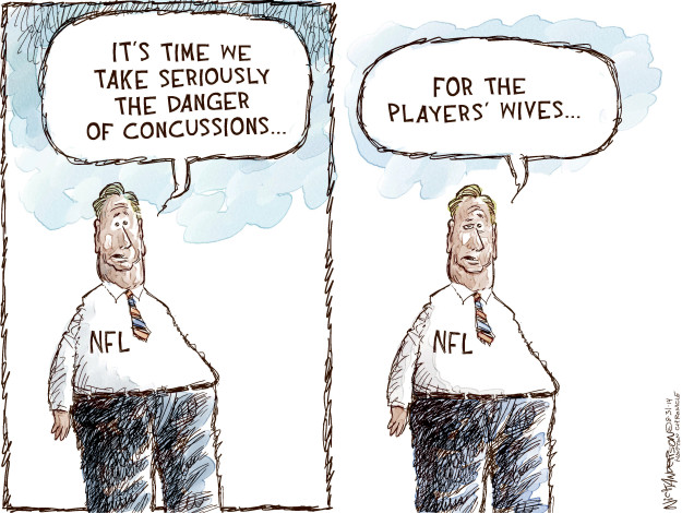 Cartoonist Nick Anderson  Nick Anderson's Editorial Cartoons 2014-08-31 national