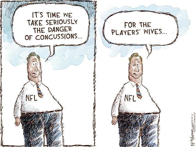 Cartoonist Nick Anderson  Nick Anderson's Editorial Cartoons 2014-08-31 player