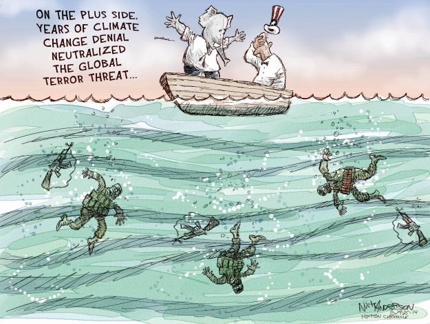 Nick Anderson  Nick Anderson's Editorial Cartoons 2014-09-25 change