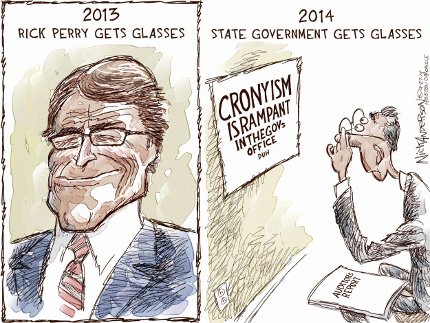 Cartoonist Nick Anderson  Nick Anderson's Editorial Cartoons 2014-09-28 Perry