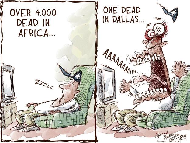Nick Anderson  Nick Anderson's Editorial Cartoons 2014-10-21 Dallas