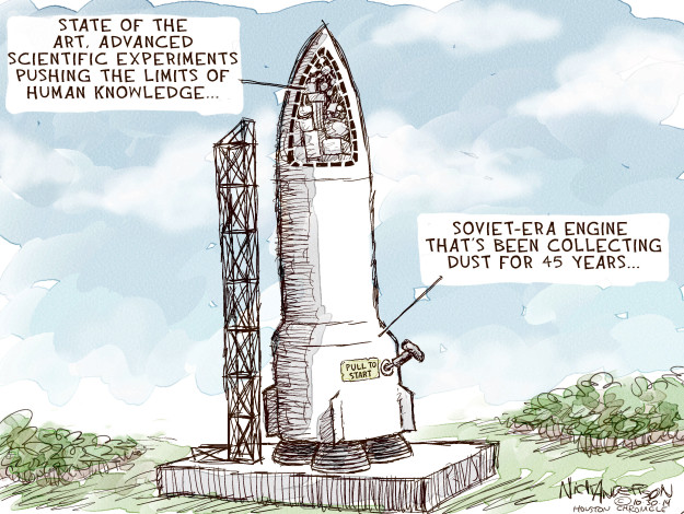 Nick Anderson  Nick Anderson's Editorial Cartoons 2014-10-30 exploration