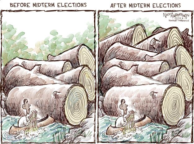 Cartoonist Nick Anderson  Nick Anderson's Editorial Cartoons 2014-11-06 2014