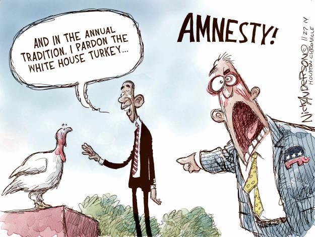 Nick Anderson  Nick Anderson's Editorial Cartoons 2014-11-27 Turkey