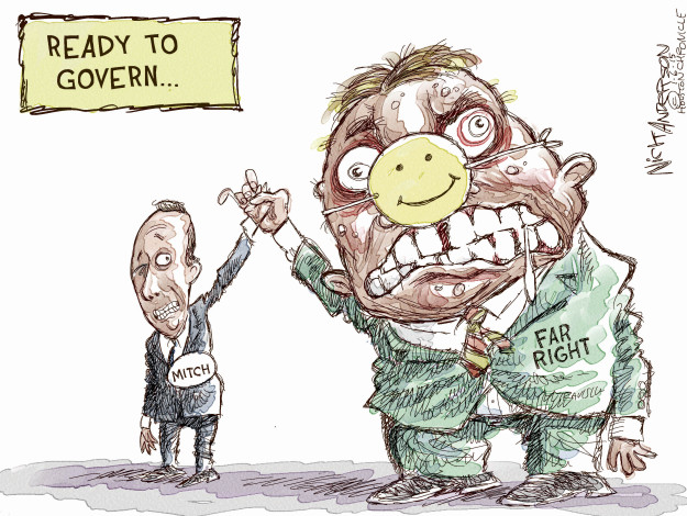 Cartoonist Nick Anderson  Nick Anderson's Editorial Cartoons 2015-01-06 legislative branch
