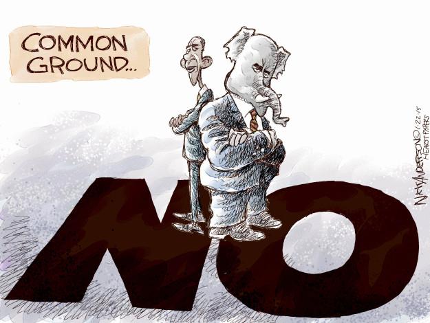 Cartoonist Nick Anderson  Nick Anderson's Editorial Cartoons 2015-01-22 opponent