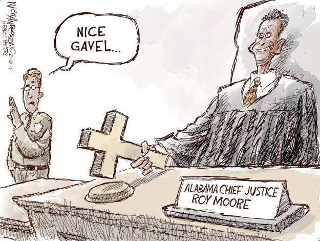 Nick Anderson  Nick Anderson's Editorial Cartoons 2015-02-10 chief