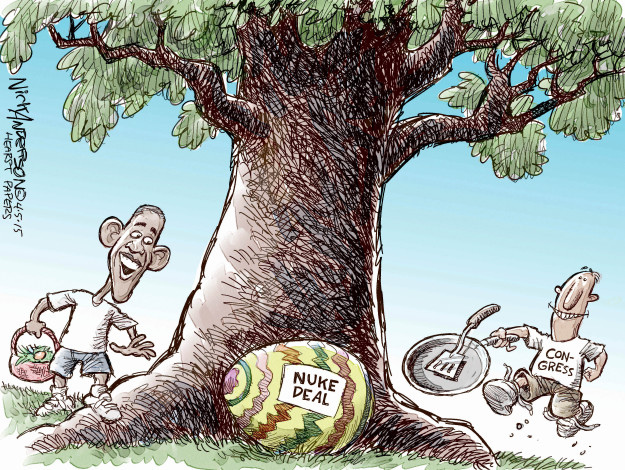 Nick Anderson  Nick Anderson's Editorial Cartoons 2015-04-05 atomic bomb
