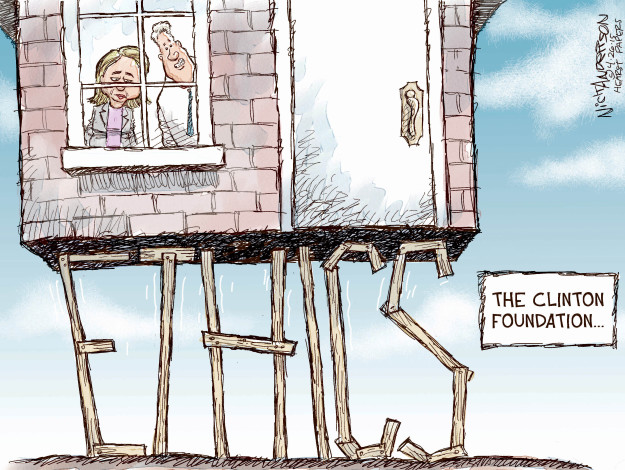 Nick Anderson  Nick Anderson's Editorial Cartoons 2015-04-26 ethical