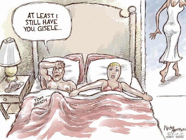 Cartoonist Nick Anderson  Nick Anderson's Editorial Cartoons 2015-05-12 player