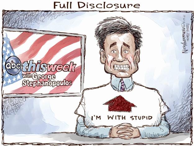 Cartoonist Nick Anderson  Nick Anderson's Editorial Cartoons 2015-05-17 George
