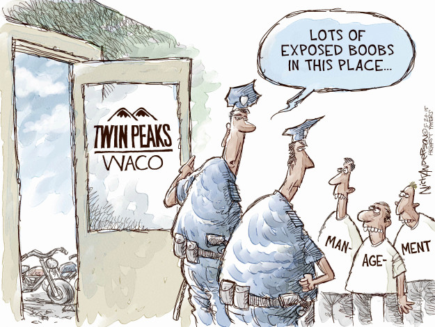 Nick Anderson  Nick Anderson's Editorial Cartoons 2015-05-20 management