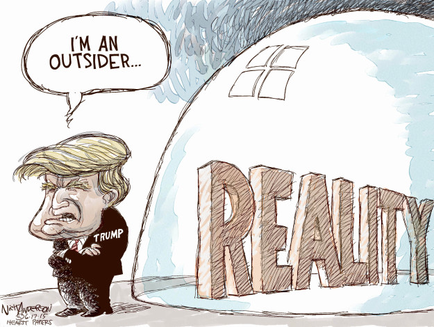 Cartoonist Nick Anderson  Nick Anderson's Editorial Cartoons 2015-06-17 2016 election
