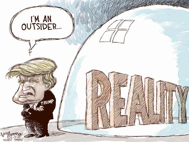 Cartoonist Nick Anderson  Nick Anderson's Editorial Cartoons 2015-06-17 reality