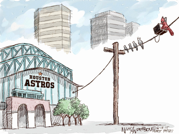 Houston Astros.