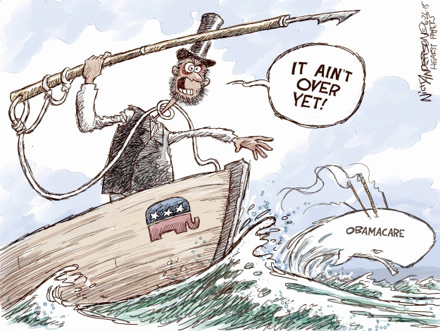 Cartoonist Nick Anderson  Nick Anderson's Editorial Cartoons 2015-06-26 Dick