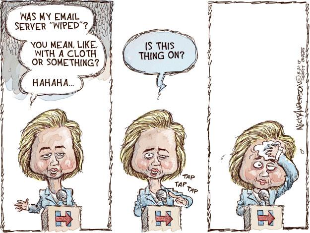 Cartoonist Nick Anderson  Nick Anderson's Editorial Cartoons 2015-08-21 account