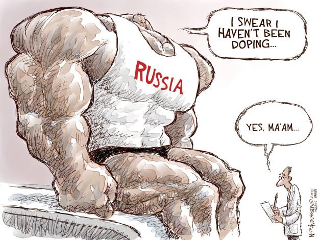 Cartoonist Nick Anderson  Nick Anderson's Editorial Cartoons 2015-11-10 test