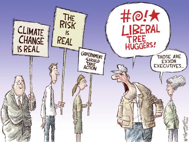 Nick Anderson  Nick Anderson's Editorial Cartoons 2015-12-08 greenhouse gas