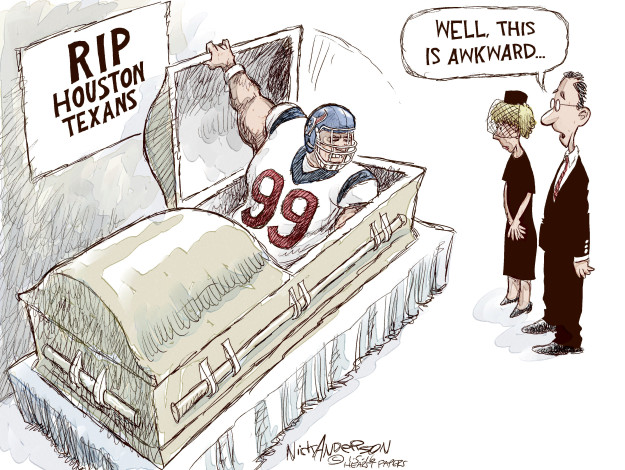 Nick Anderson  Nick Anderson's Editorial Cartoons 2016-01-05 well