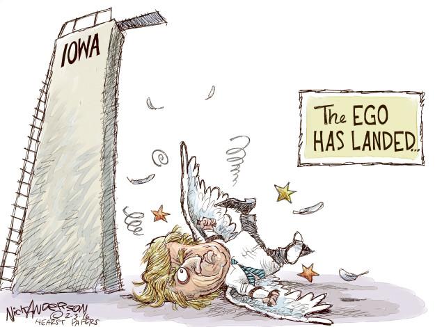 Nick Anderson  Nick Anderson's Editorial Cartoons 2016-02-03 presidential election