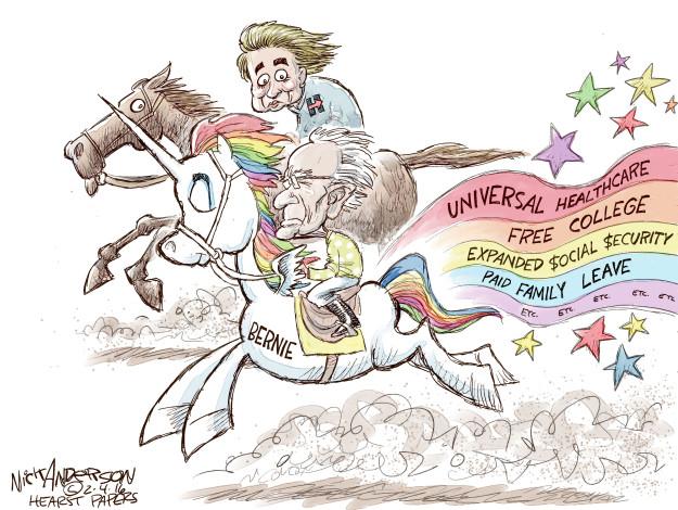 Cartoonist Nick Anderson  Nick Anderson's Editorial Cartoons 2016-02-04 college