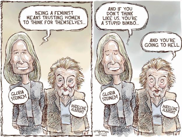Cartoonist Nick Anderson  Nick Anderson's Editorial Cartoons 2016-02-10 don't