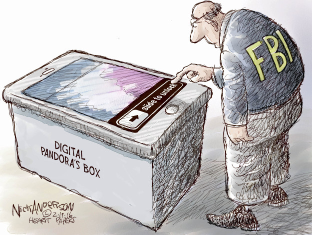 Cartoonist Nick Anderson  Nick Anderson's Editorial Cartoons 2016-02-19 Nick Anderson