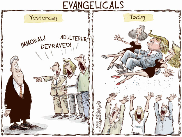 Nick Anderson  Nick Anderson's Editorial Cartoons 2016-02-24 eras