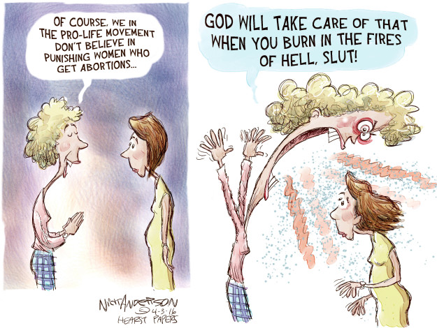 Cartoonist Nick Anderson  Nick Anderson's Editorial Cartoons 2016-04-03 freedom