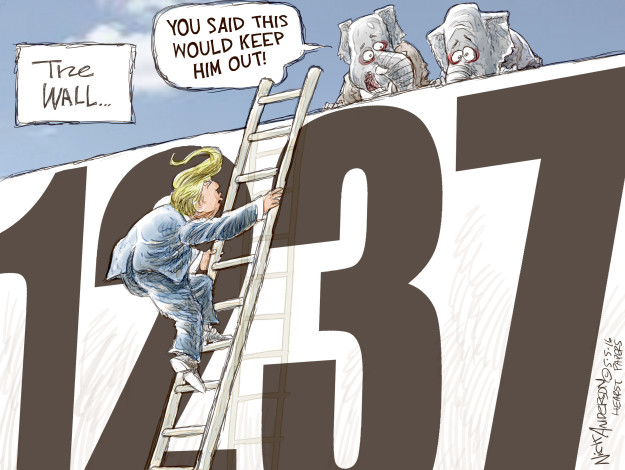 Nick Anderson  Nick Anderson's Editorial Cartoons 2016-05-05 nomination