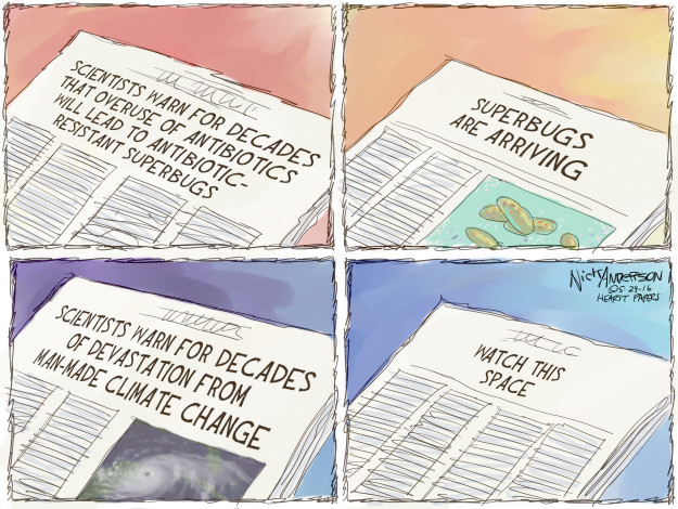 Nick Anderson  Nick Anderson's Editorial Cartoons 2016-05-29 change