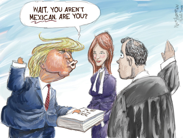 Cartoonist Nick Anderson  Nick Anderson's Editorial Cartoons 2016-06-08 book