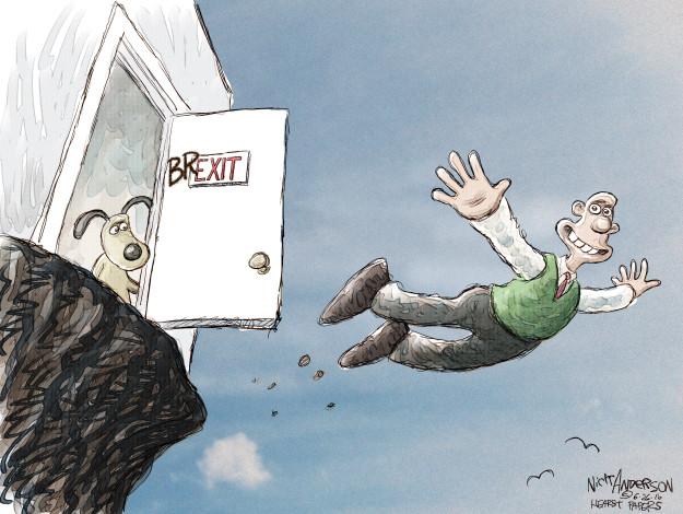 Nick Anderson  Nick Anderson's Editorial Cartoons 2016-06-26 air