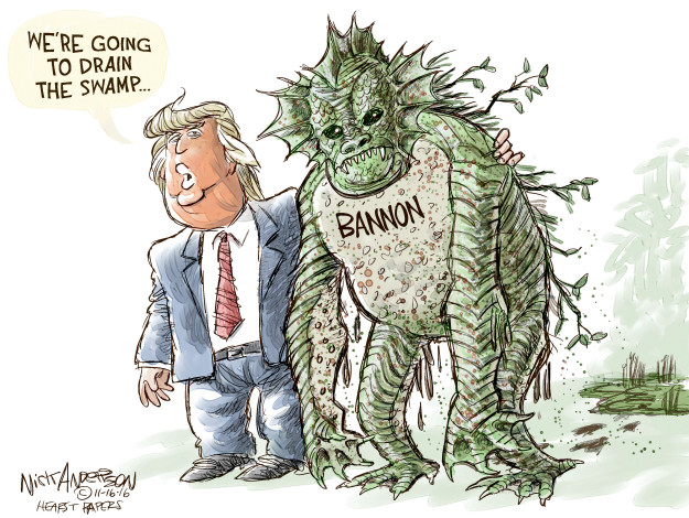 Cartoonist Nick Anderson  Nick Anderson's Editorial Cartoons 2016-11-16 candidate