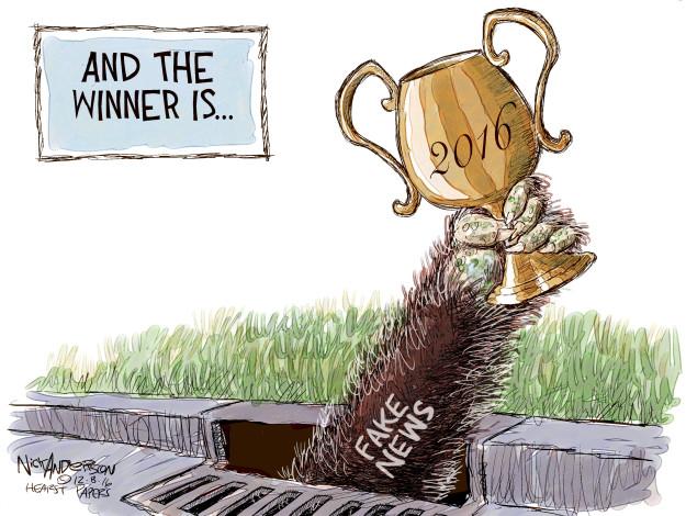 Nick Anderson  Nick Anderson's Editorial Cartoons 2016-12-08 presidential election