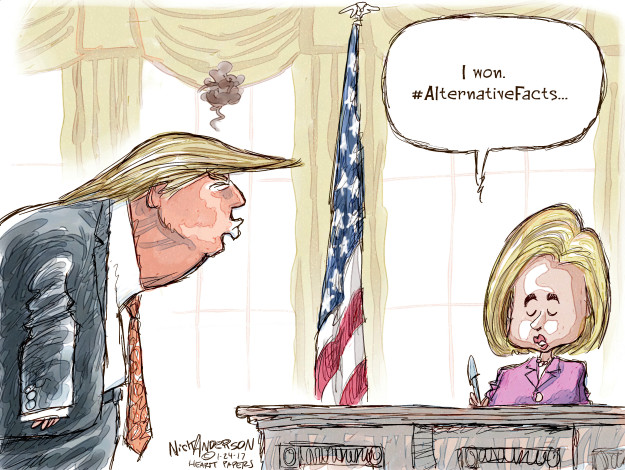 Cartoonist Nick Anderson  Nick Anderson's Editorial Cartoons 2017-01-25 candidate