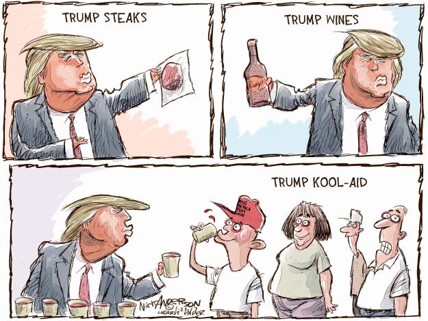 Nick Anderson's Editorial Cartoons - Wine Editorial Cartoons | The  Editorial Cartoons