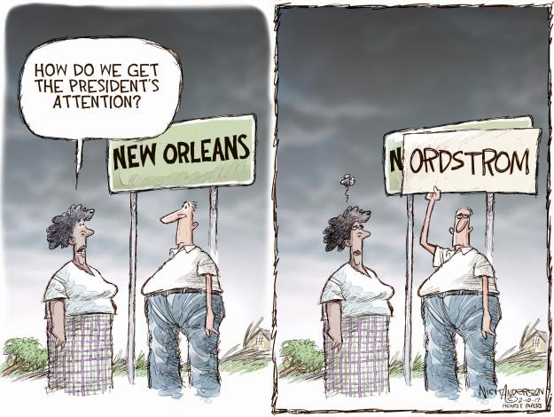 Cartoonist Nick Anderson  Nick Anderson's Editorial Cartoons 2017-02-10 city
