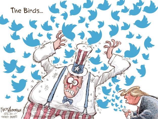 Cartoonist Nick Anderson  Nick Anderson's Editorial Cartoons 2017-03-22 post