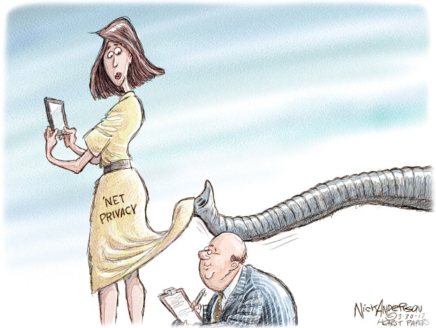 Nick Anderson  Nick Anderson's Editorial Cartoons 2017-03-30 protection