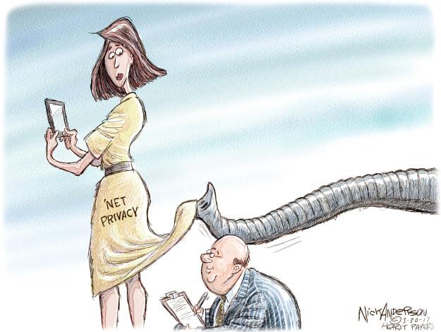 Cartoonist Nick Anderson  Nick Anderson's Editorial Cartoons 2017-03-30 congressional
